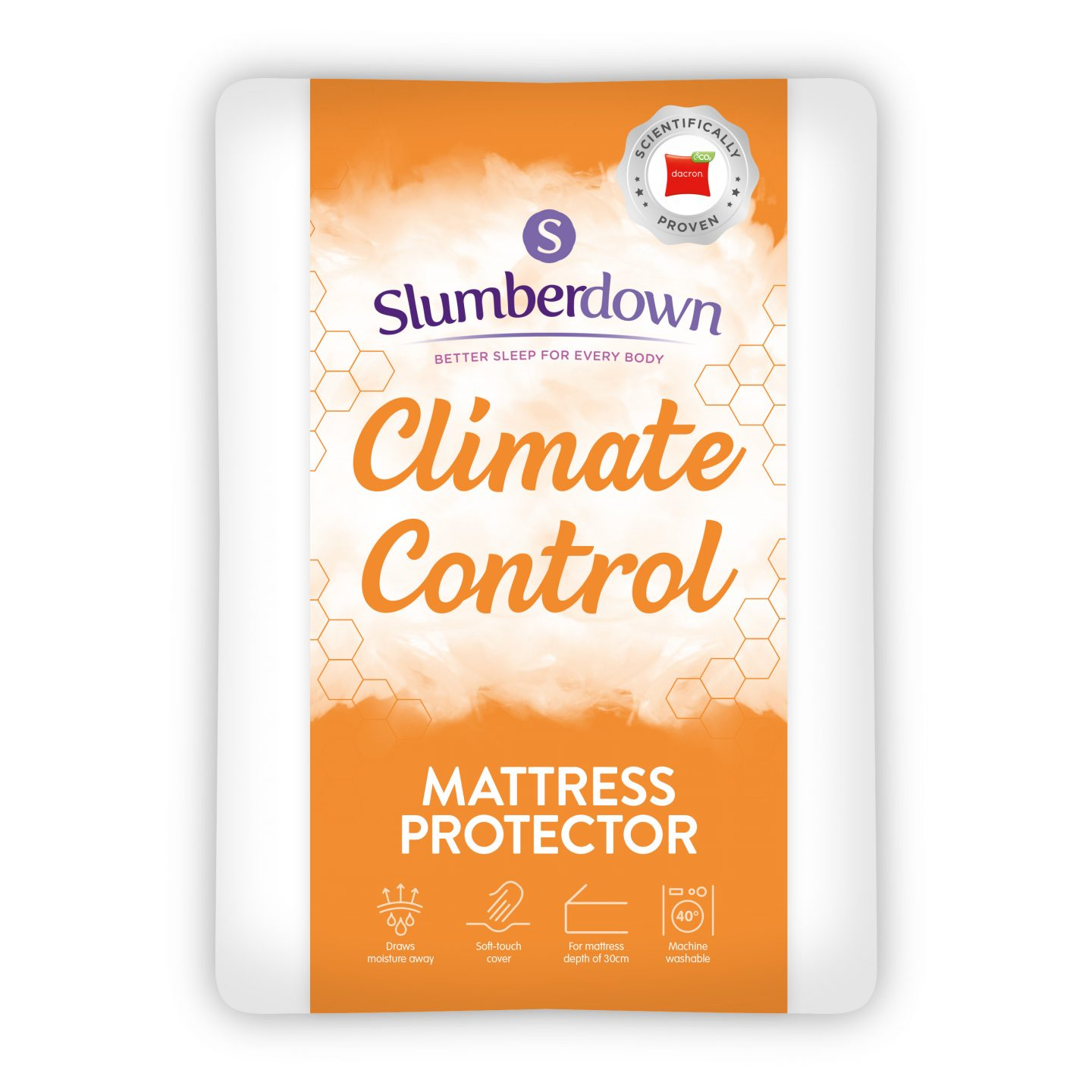 Slumberdown Climate Control Mattress Protector