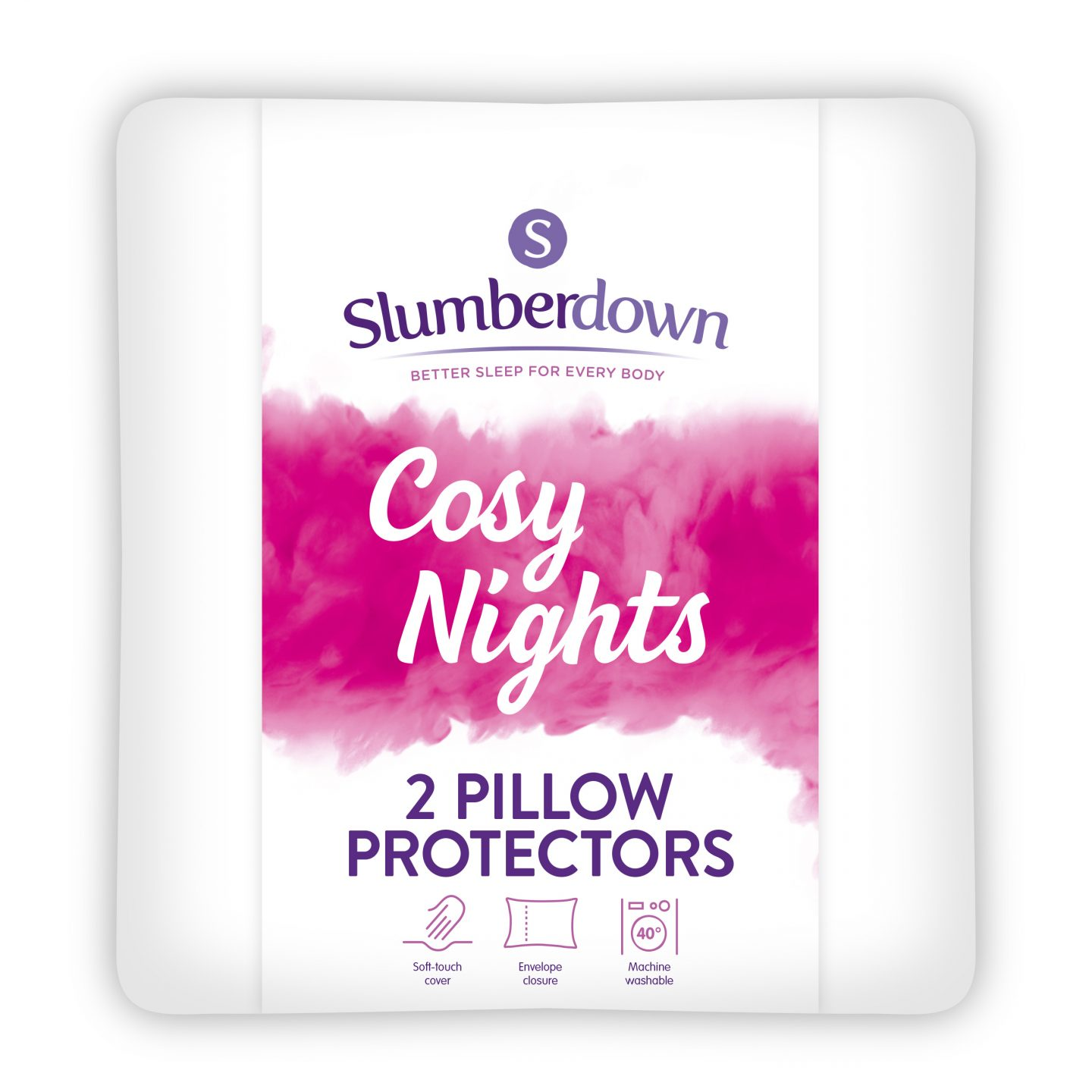 Slumberdown Cosy Nights Pillow Protectors